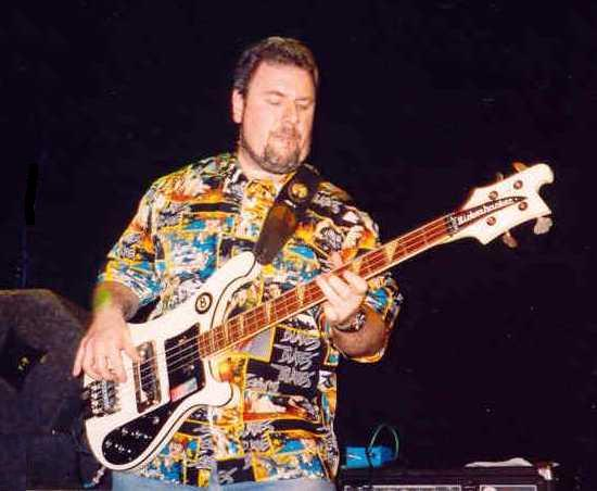 Bob DeMarchi, bass