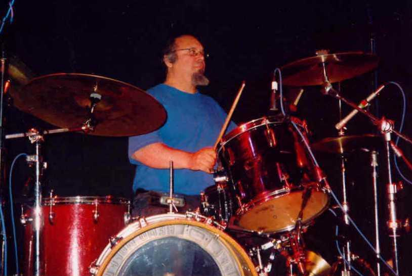 Steve Chillemi, drums/percussion